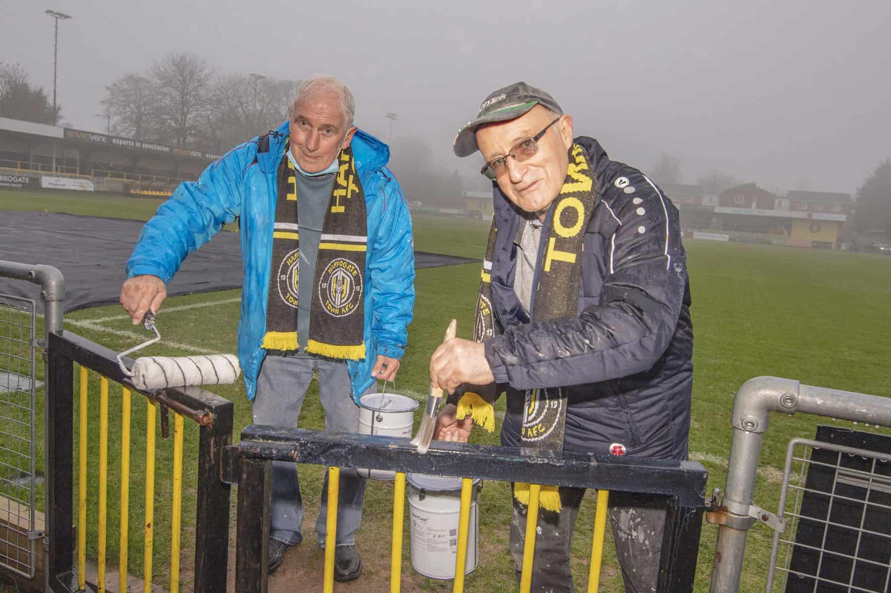 Harrogate Town Football Club