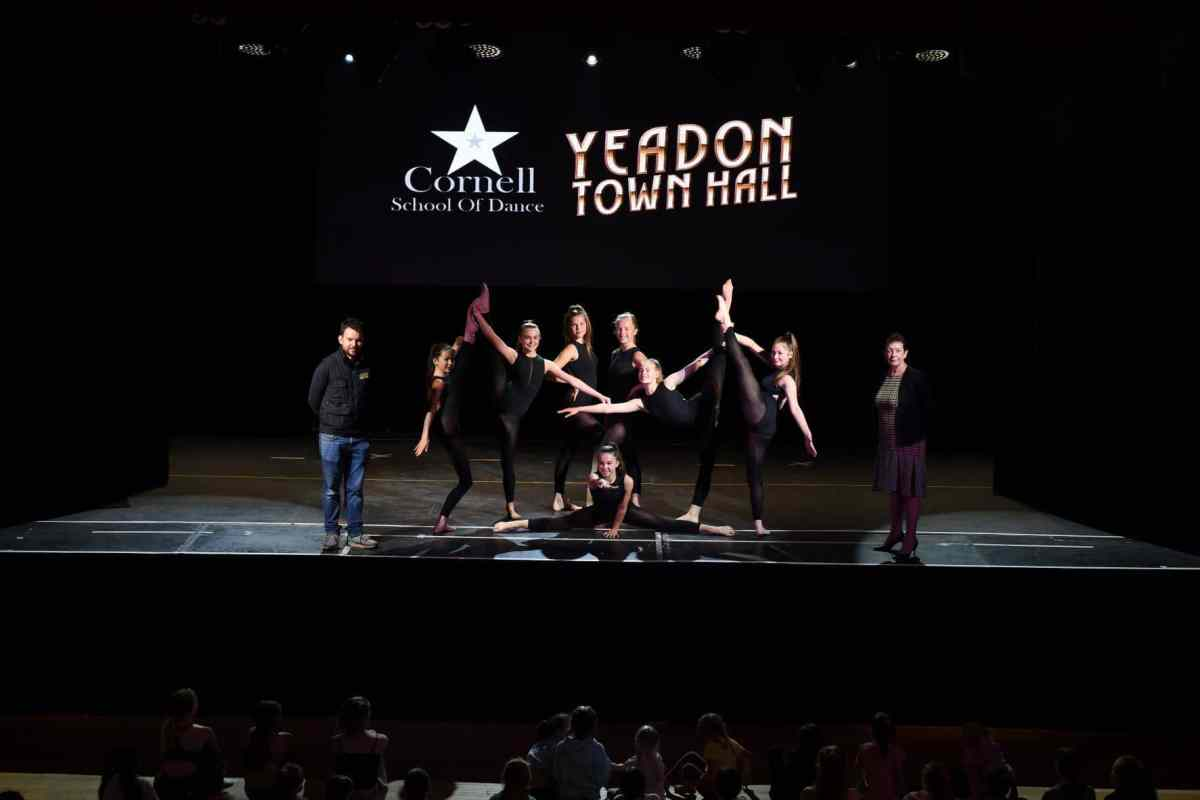 The Emily Cornell School of Dance.