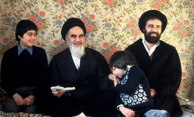 khomeyni iran islam fillon