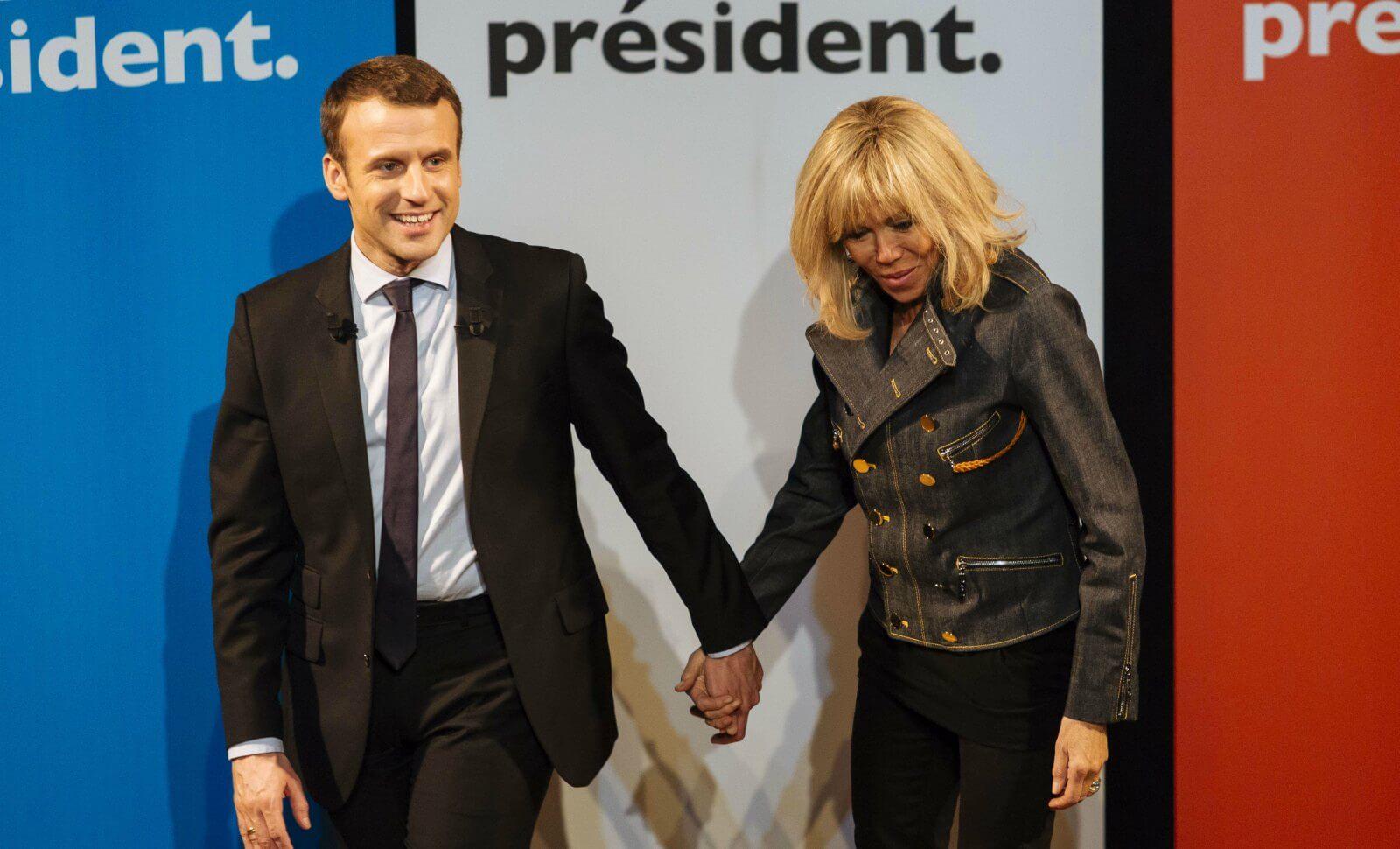 Et Mimi Relooka Les Macron Causeur
