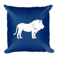Lion Habitat Pillow - Cause You Care
