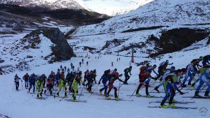 Causiat Extreme 2016 - Salida Crono