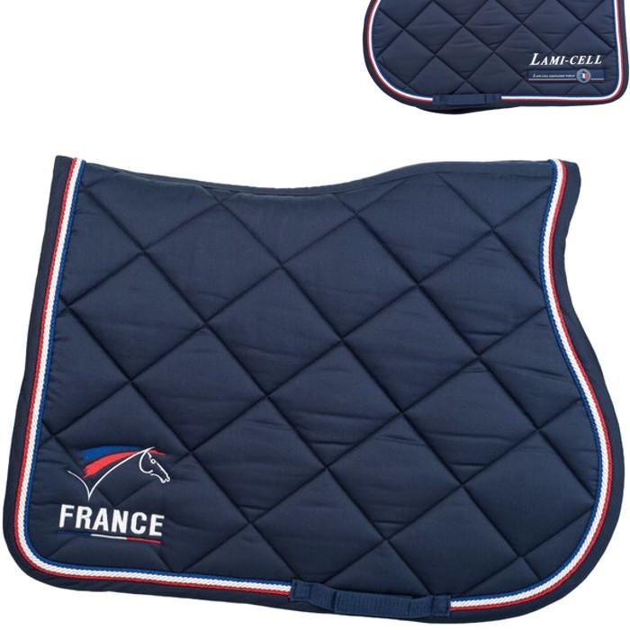 tapis de selle lami cell ffe confortable