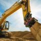 maquina para nivelamento e corte de terreno