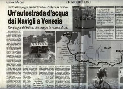 Corriere della sera 03-05-2003