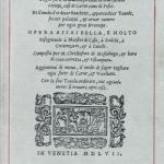 Scambio dei Gagliardetti tra i Cavalieri del Fiume Azzurro e le Confraternite presenti al Capitolo