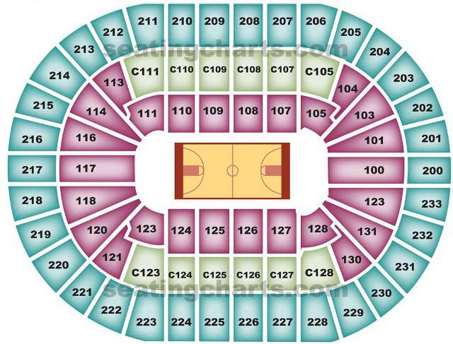 Cavs Seating Chart Related Keywords Suggestions Cavs
