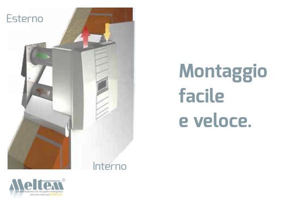 Che cos la VMC la Ventilazione Meccanica Controllata e