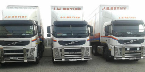 JH RETIEF Logistics (Pty) Ltd