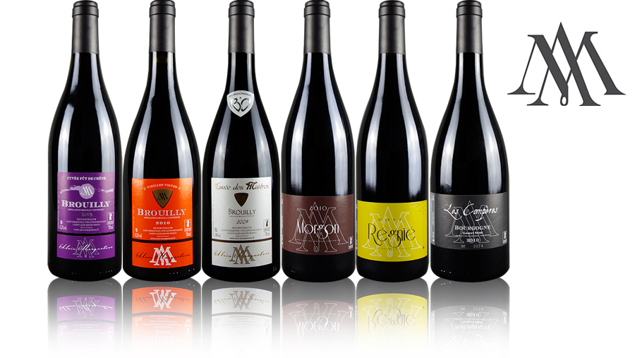 les vins crus beaujolais brouilly morgon regnie bourgogne gamay noir