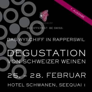 Plakat Wyschiff Rapperswil