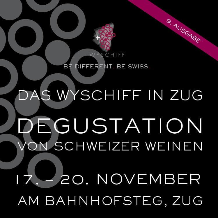 Plakat Wyschiff Zug