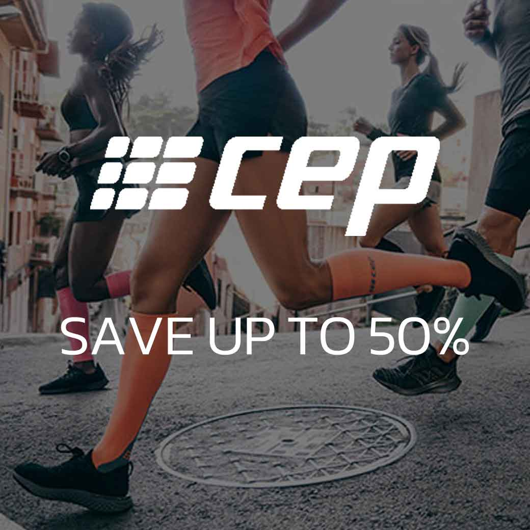 CEP SAVE UP TO 50% OFF