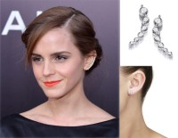 Emma Watson Earring Glamour - Cavendish French Limited