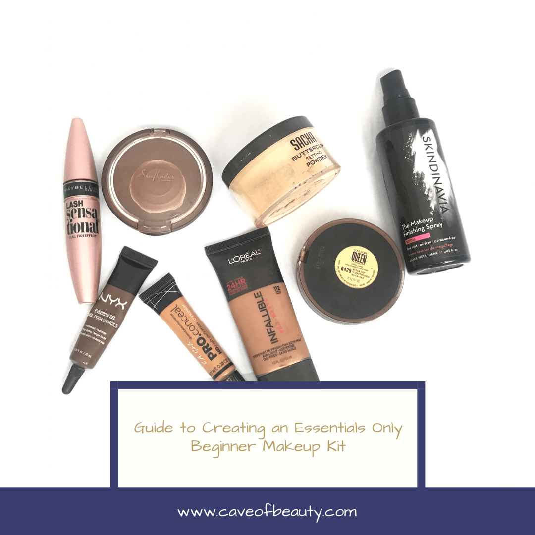 Experts Guide To Creating an Essentials Only Beginners Makeup Kit