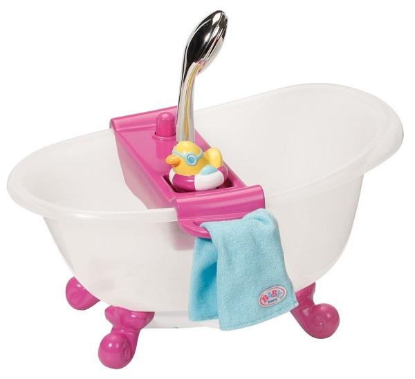 Baby Born Baignoire Interactive Poupe 43 Cm