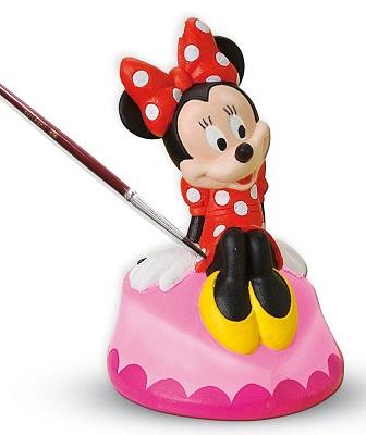 Kit De Moulage Pltre Et Peinture Minnie Mouse Disney