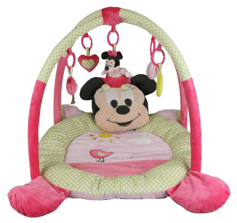 tapis d eveil minnie disney baby