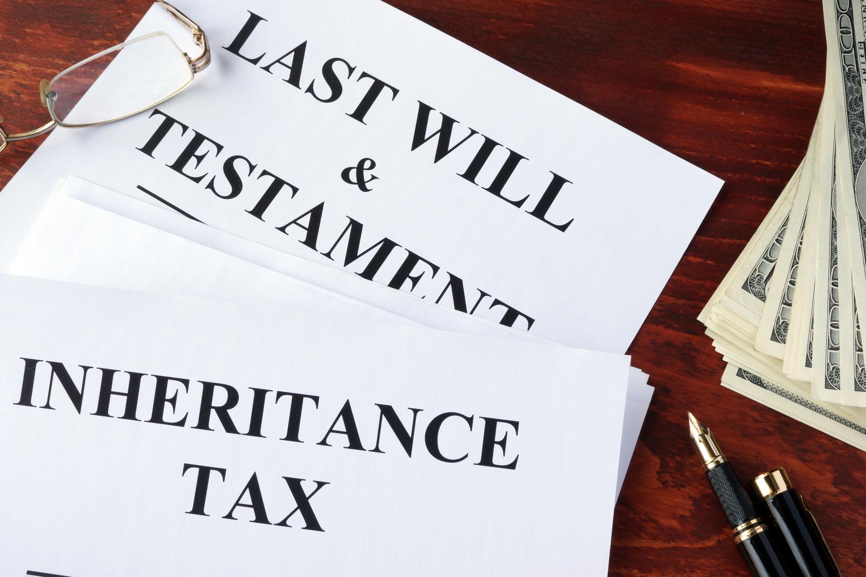 Estate Tax Deduction 2017