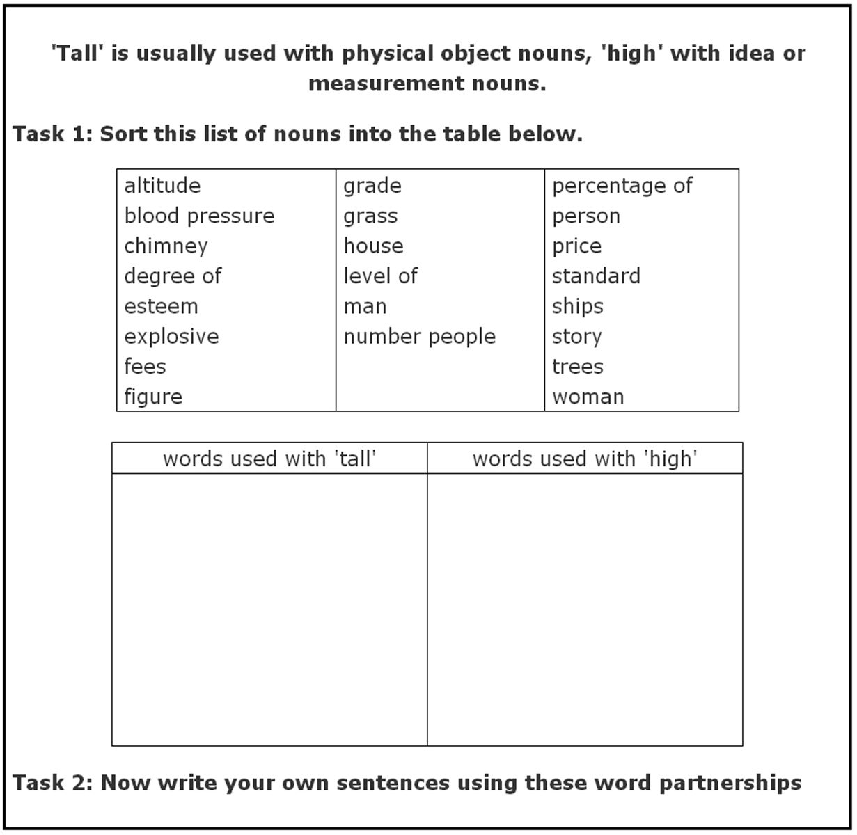 hight resolution of Sorting Materials Worksheet   Printable Worksheets and Activities for  Teachers