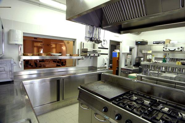 Cucine professionali Verona  Ristorante Doana Lazise Verona