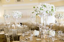 Hotel Del Coronado Wedding Reception