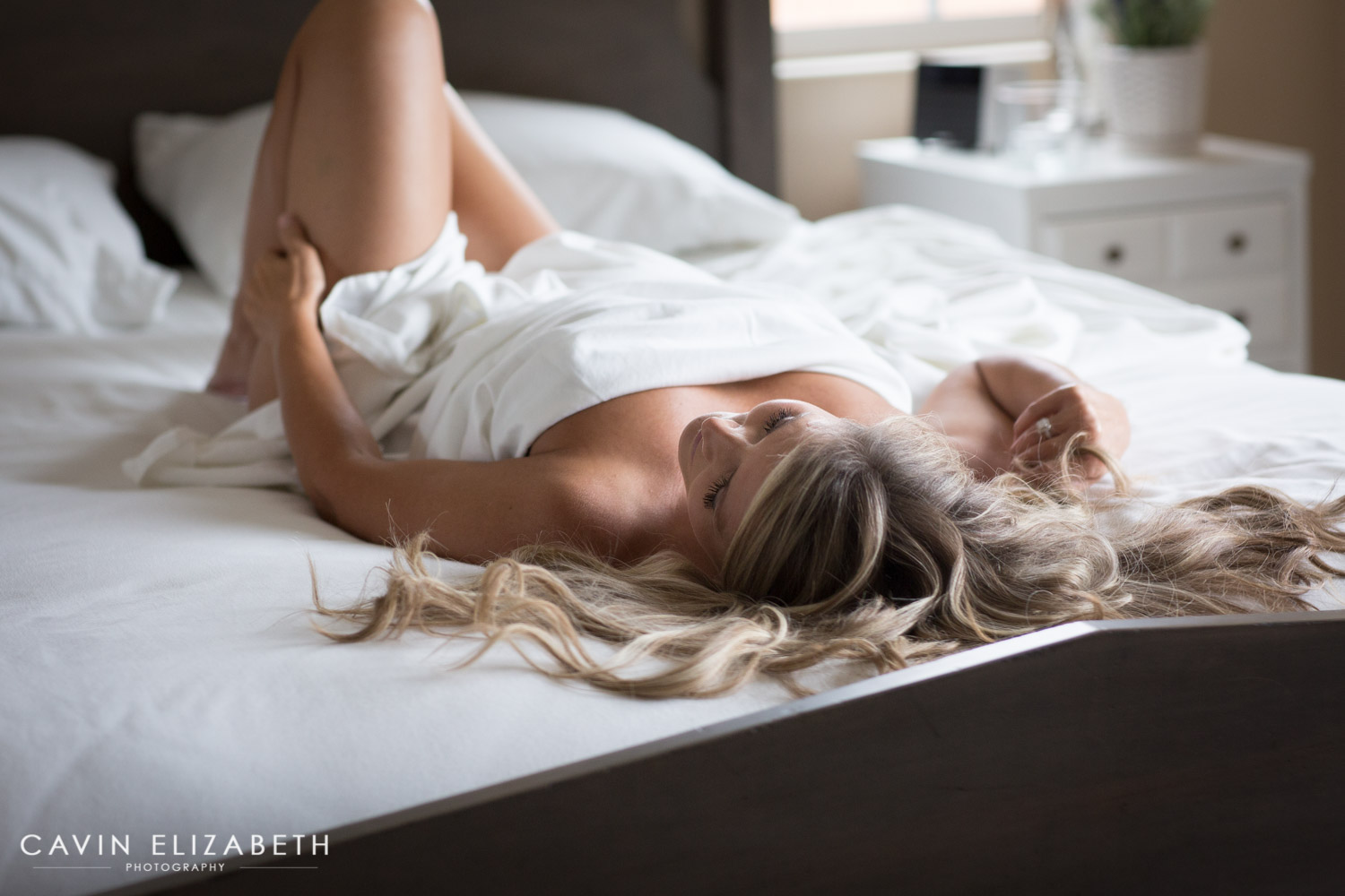Boudoir Photography Session in San Diego