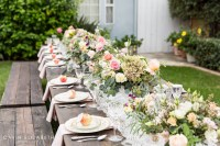 Outdoor Wedding Shower Ideas