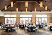 Modern Sophisticated Coronado Community Center Wedding