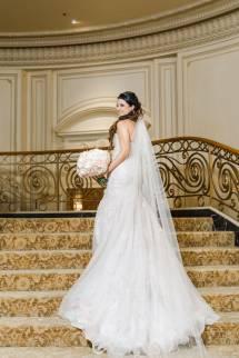 Elegant Westgate Hotel Wedding In Downtown San Diego