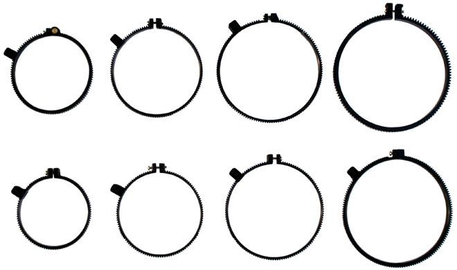 Follow Focus Gear Rings