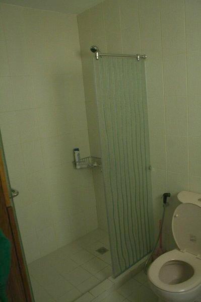 Shower Enclosure Textured Glass Wave Design  Cavitetrail
