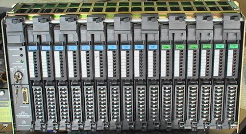 Allen-Bradley AB Mini PLC-2/15 16 I/O Modules 128points   eBay