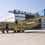 Alenia NA entrega a quarta aeronave de transporte C-27/G-222 para a U.S. Air Force