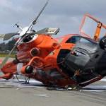 Terceiro acidente com helicópteros da Guarda Costeira dos EUA este ano