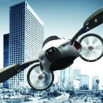 O YEE, projeto chinês de carro voador