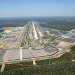 Primeiro novo aeroporto nos EUA em 15 anos