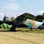 Acidente com um Antonov An-2 da Força Aérea da Romênia