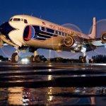 Rara aeronave DC-7B fará aparição no AirVenture 2010