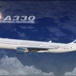 Nova aeronave presidencial da França, um Airbus A330, voa pela primeira vez