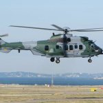 IMAGENS: Novos helicópteros EC725 da FAB durante testes na França