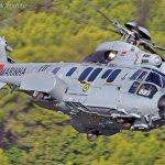 Marinha Brasileira recebe seu primeiro helicóptero EC725