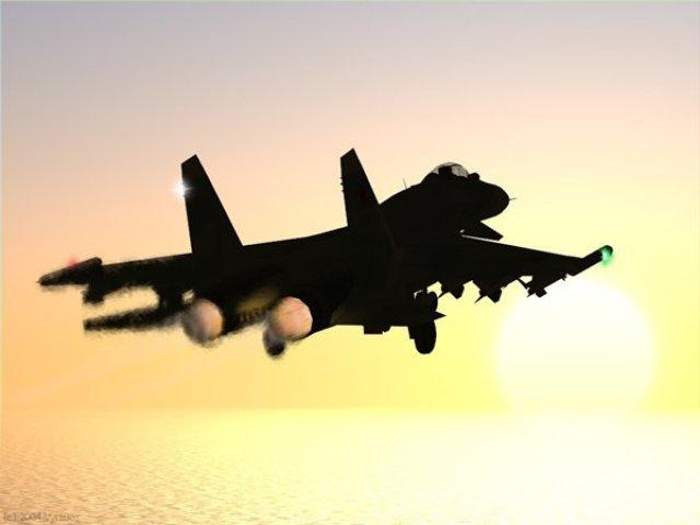 su33 00 - Rússia mantém modernização dos Su-33 sem saber destino de seu único porta-aviões