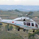 Eurocopter começa a testar em voo o segundo protótipo do helicóptero EC175