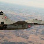 IMAGENS E VÍDEO: Voa nos EUA o primeiro caça MiG-29 Fulcrum civil do mundo