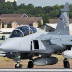 F-X2: Marinho fala de caças ao lado do presidente da Saab