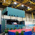 Lockheed Fort Worth envia última seção central da fuselagem do F-22 Raptor