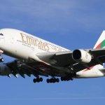 Emirates pretende operar o Airbus A380 no Brasil