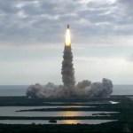 VÍDEO: Endeavour faz a última viagem ao espaço