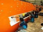 5852875979 f4f42741a1 z - IMAGENS: Boeing 737-800 com pintura especial de 10 anos da companhia aérea GOL